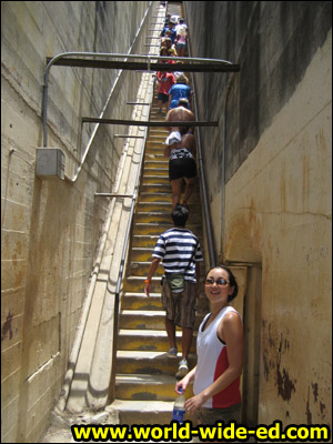 99 Step Staircase
