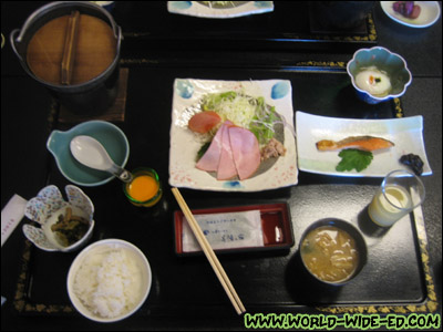 Eating Your Way Through Japan - Part II - World Wide Ed