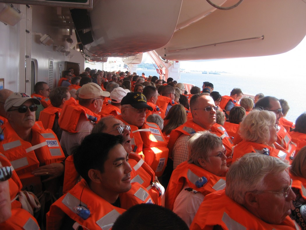 Ship's Ahoy! - Experiencing an Alaskan Cruise for the Very First Time - Part I