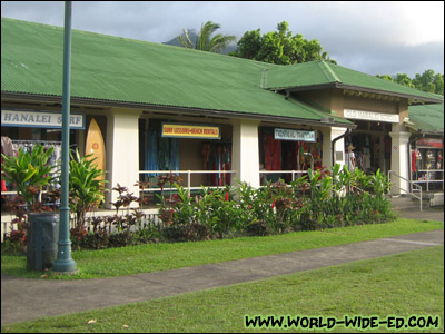 Old Hanalei School Building