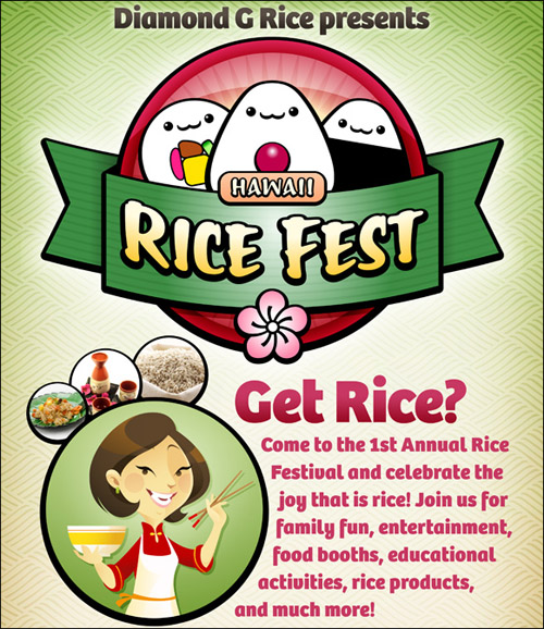 Download the Rice Fest Poster!