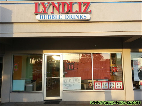 Lyndliz Bubble Drinks