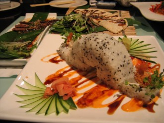 Osake to Me! Honolulu's Newest Hotspot for Meets and Eats: Osake Sushi Bar and Lounge