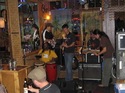 Live Island Music on Wednesday Nights
