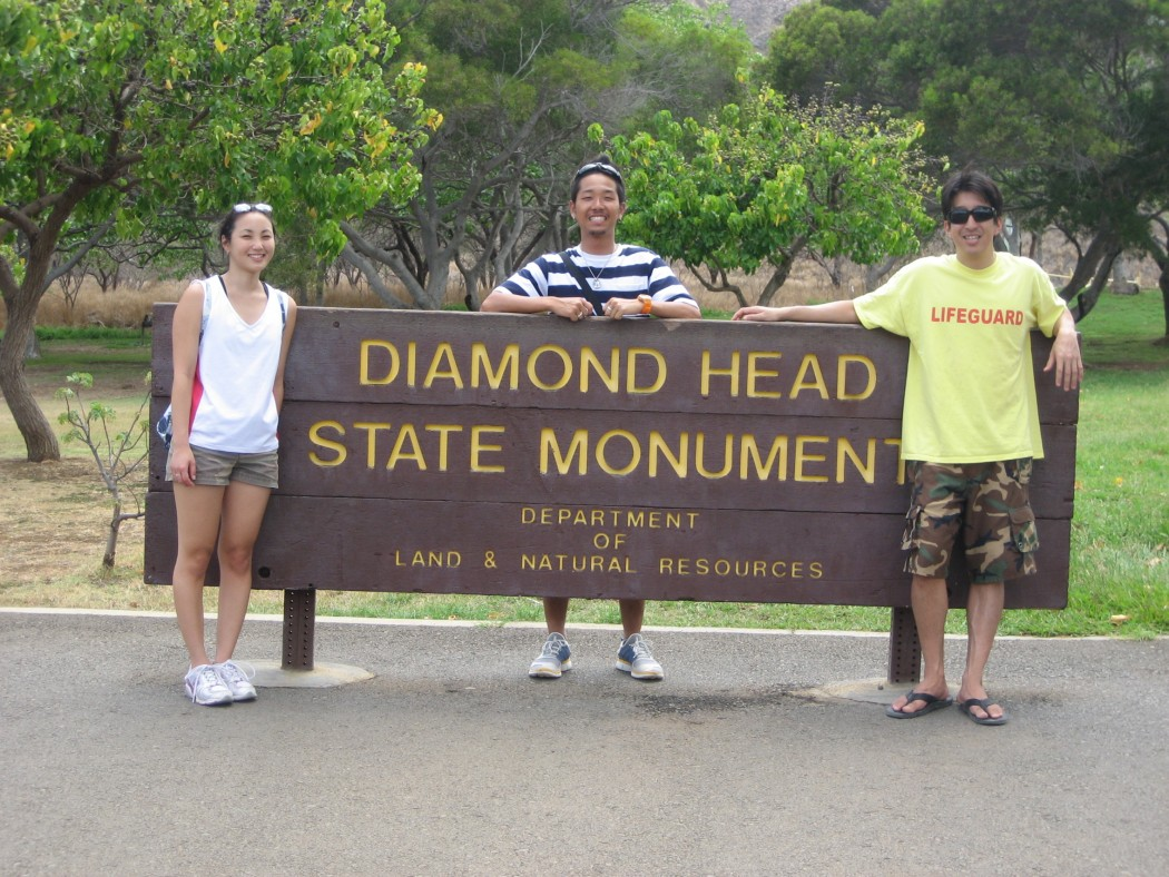 Diamond Head Is Forever