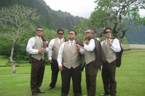 Hawaii Weddings Galore - A Look Back at Eight Hawaii Weddings in One Year