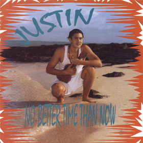 Justin Young's debut album - No Better Time Than Now