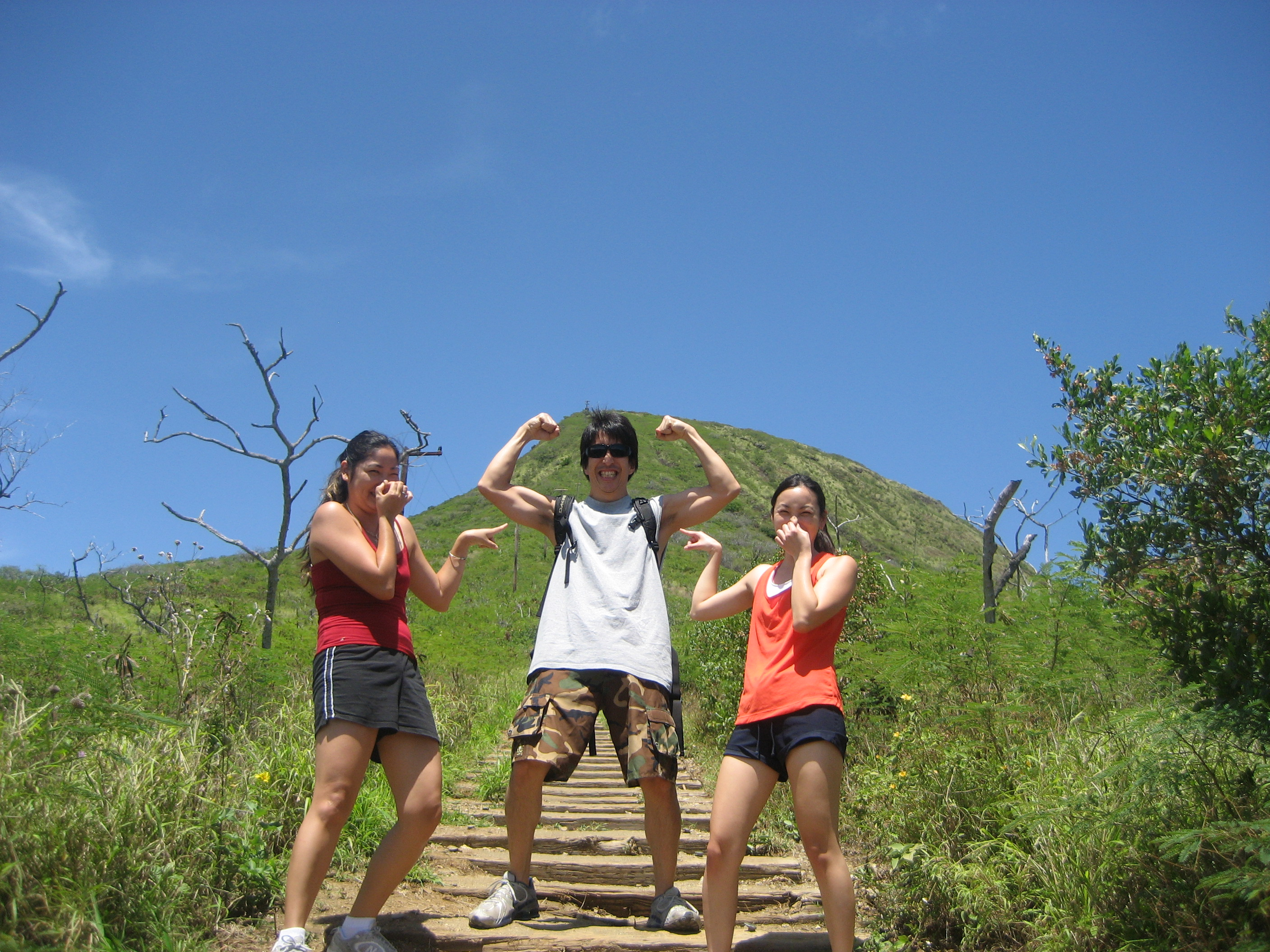 Koko Head Crater Trail Hike – Nature's Stairmaster