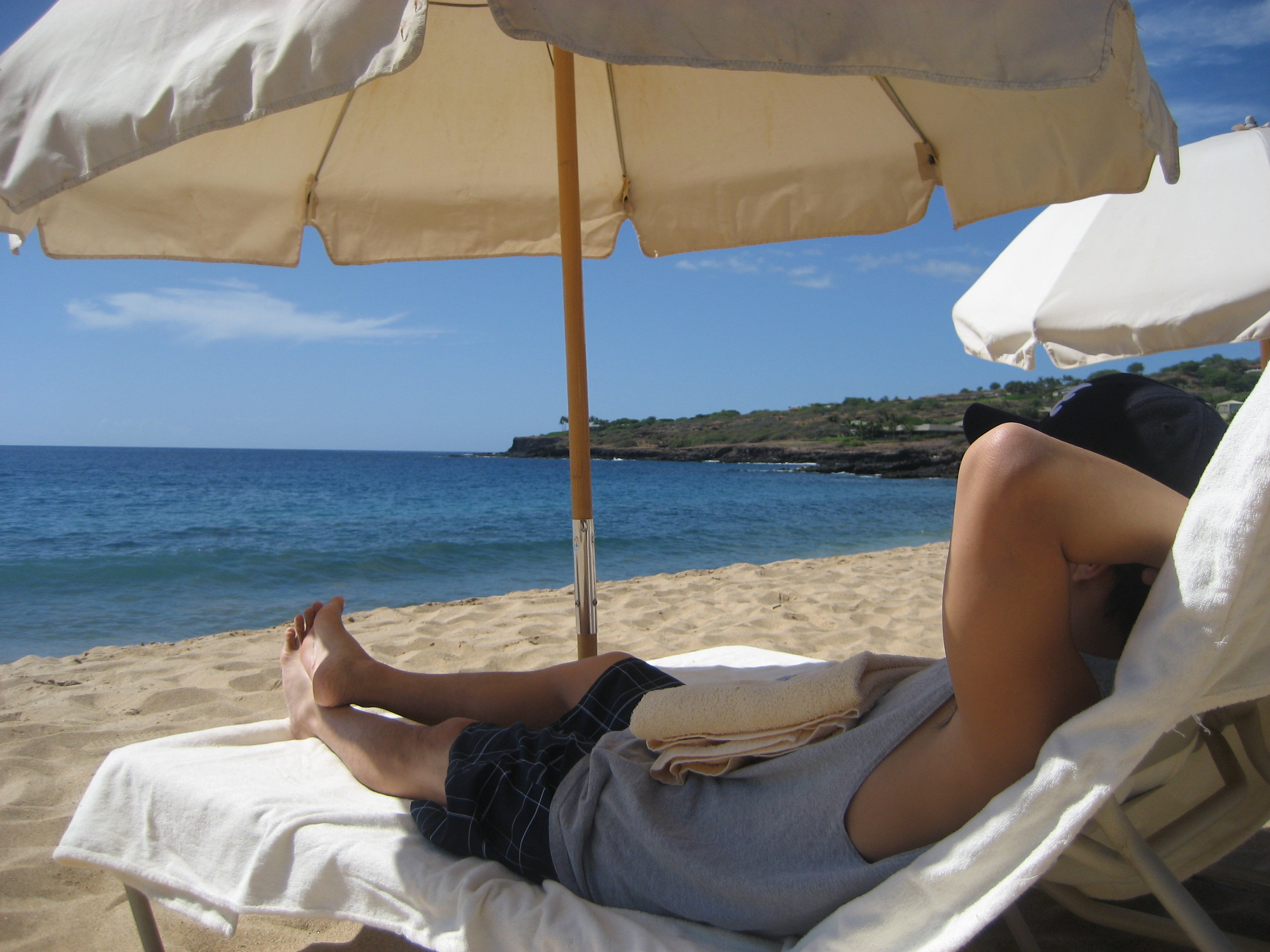 A Weekend In Lanai