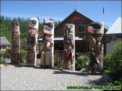 Alaska Rainforest Sanctuary General Store