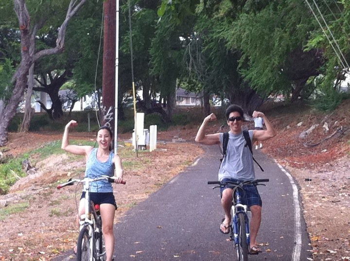Hike, Bike, or the Like – Give the Pearl Harbor Bike Path a Whirl