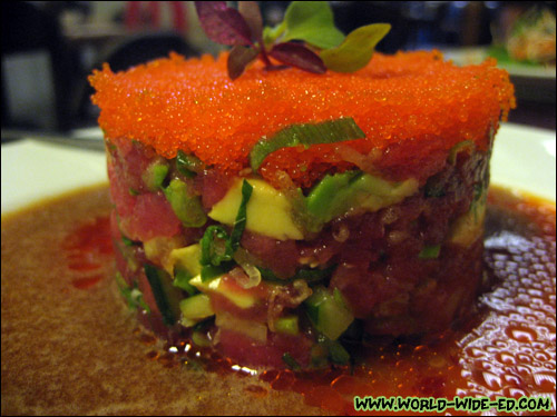 (Off the menu) Lilipuna Poke
