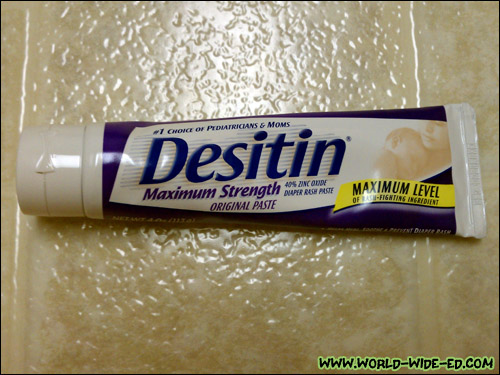 Desitin Maximum Strength paste