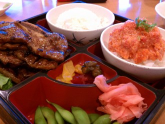 Spicy Ahi & BBQ - Ono Japanese Eats in Pearl City