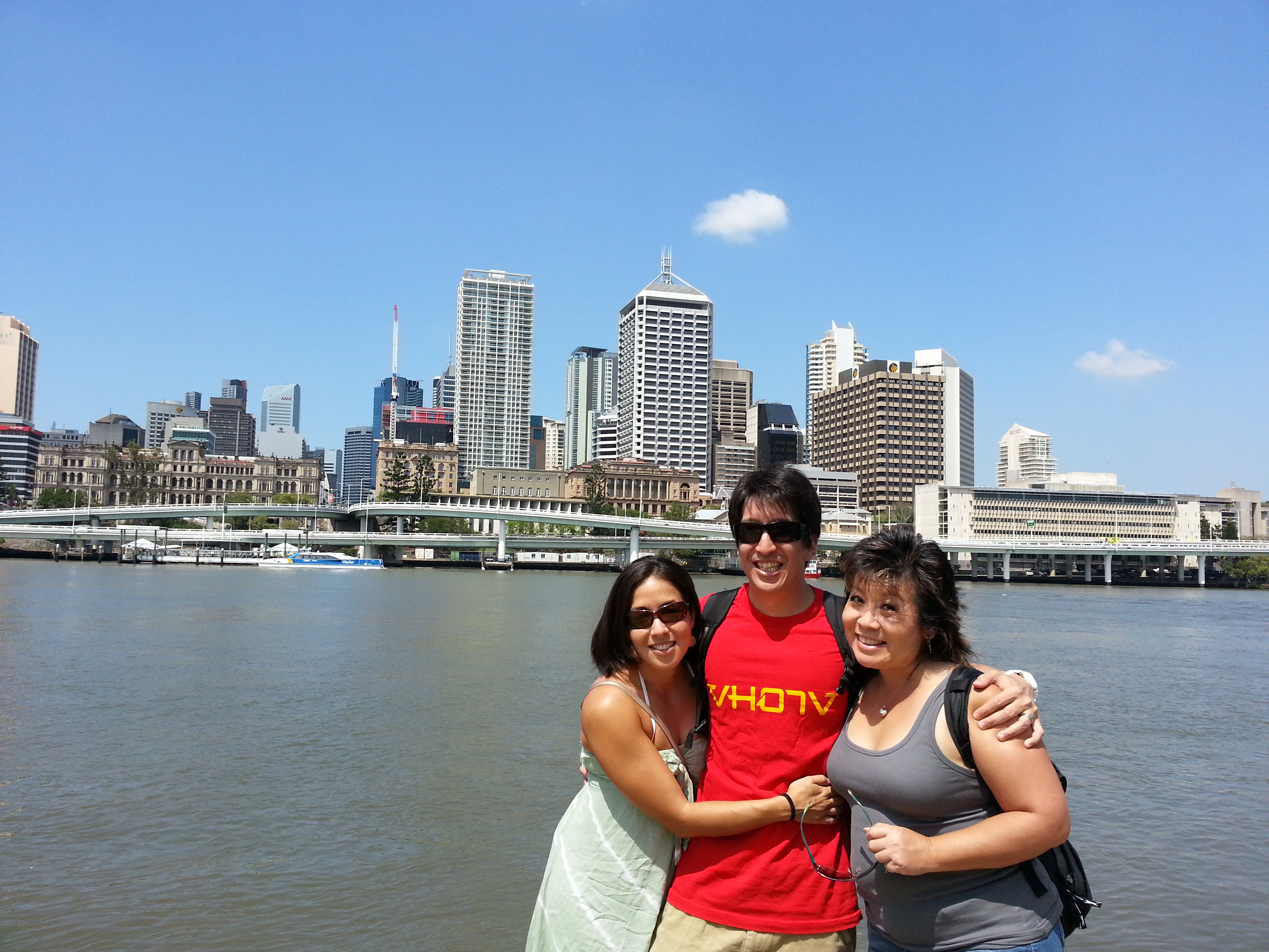 Aloha Brisbane! – Part II: Exploring the City (#AlohaBNE)