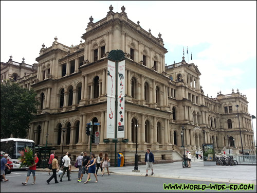Treasury Casino & Hotel