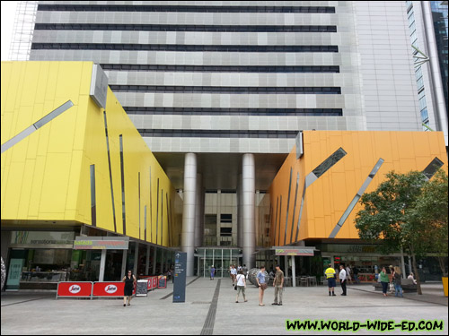 Brisbane Square Library