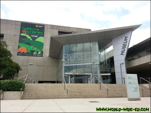 Queensland Museum & ScienceCentre