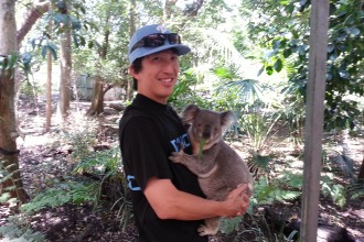 Aloha Brisbane! - Part III: Koala Day! (#AlohaBNE)