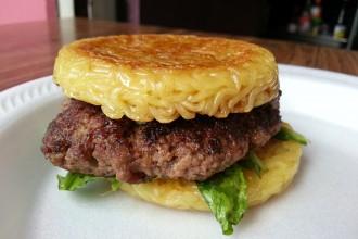 Ramen Burger Fever Hits Honolulu