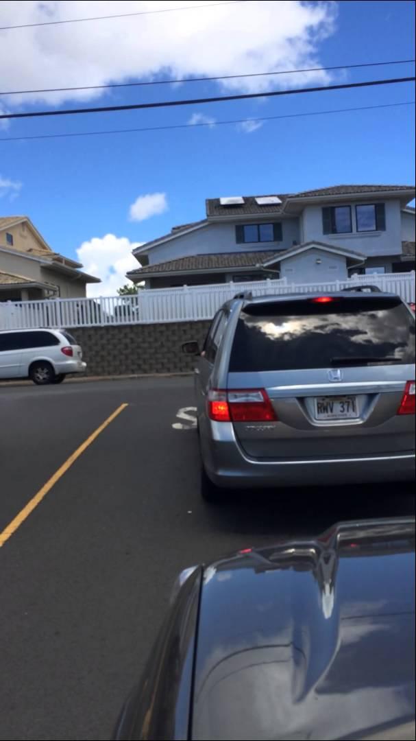 Road Rage in Hawaii Nei – Ryan Arakaki